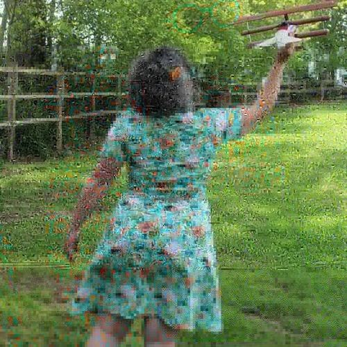 Makerist - Une robe féminine et confortable- Robe Mia l'usine à bulle - Créations de couture - 2