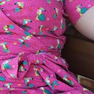 La robe mia de l'usine à bulle
