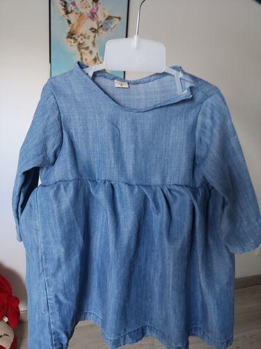Makerist - Robe hiver petite fille - Créations de couture - 1
