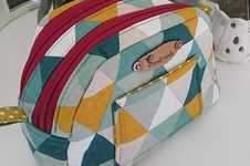 Makerist - Kosmetiktasche Jojo von Cosy home - Sandymade - 1