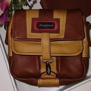 Nakoa Herren Crossbody Bag von Wolkenstich - Sandymade