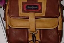 Makerist - Nakoa Herren Crossbody Bag von Wolkenstich - Sandymade  - 1