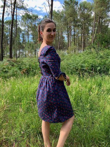 Makerist - Robe Envie - Atelier Maelstrom - Créations de couture - 2