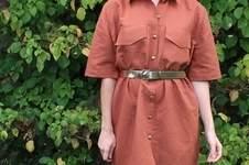 Makerist - Robe Baroudeuse - Française 1 fois - 1