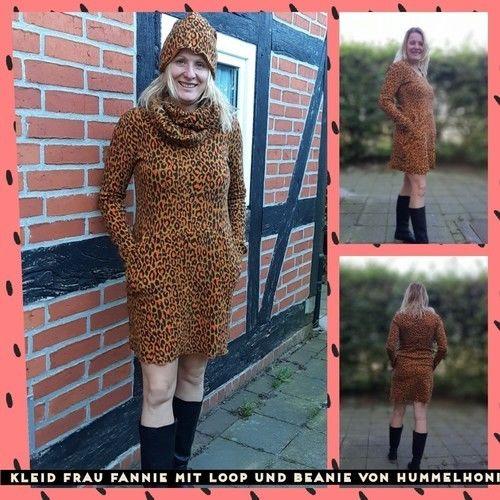 Makerist - Kleid Frau Fannie - Nähprojekte - 2