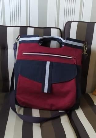 Makerist - Tasche Yve - 1