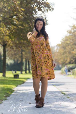 Makerist - mein neues Herbstkleid - 1