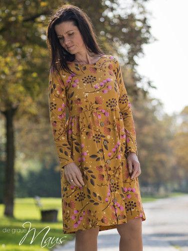 Makerist - mein neues Herbstkleid - Nähprojekte - 2