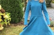 Makerist - Schickes Winterkleid, kuschelig und bequem - 1