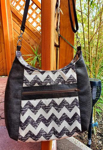 Makerist - Hobo Bag Haya - Nähprojekte - 1