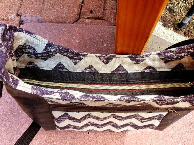 Makerist - Hobo Bag Haya - Nähprojekte - 2