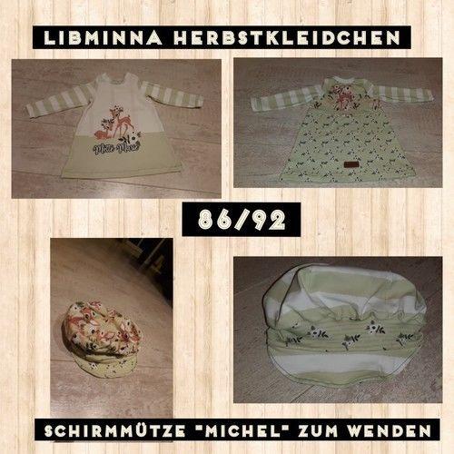 Makerist - LIBMINNA Herbstkleidchen  - Nähprojekte - 1