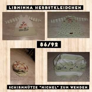 Makerist - LIBMINNA Herbstkleidchen  - 1