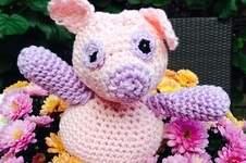 Makerist - Rassel Schwein  - 1