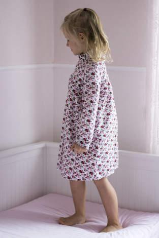 Kleid Peppa mit Stehkragen