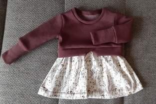 Girly Sweater - neues Lieblingsstück