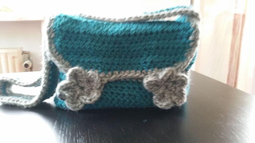 Makerist - Coole Tasche für mein cooles Mädchen - Häkelprojekte - 1