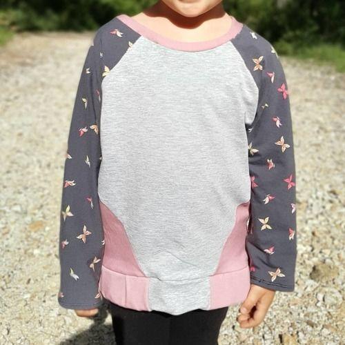 Makerist - Sweat lille en jersey  - Créations de couture - 1