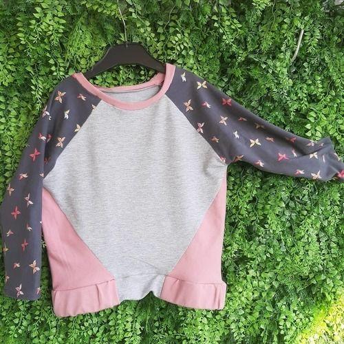 Makerist - Sweat lille en jersey  - Créations de couture - 2