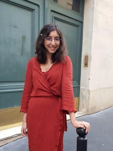 Makerist - Robe Perle en viscose jacquard - Créations de couture - 1