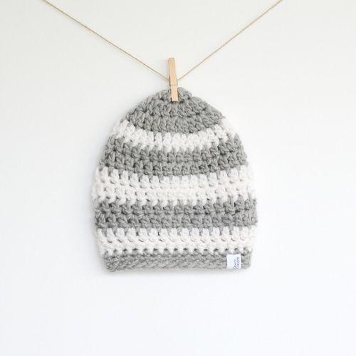 """Makerist - Lässig luftige Häkelmütze """"Easy"""" aus reiner Merino-Wolle - Häkelprojekte - 2"""