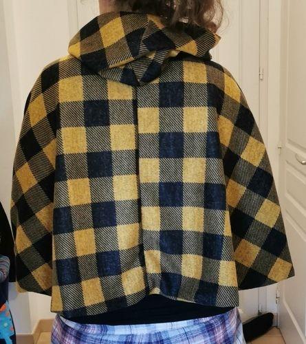 Makerist - Cape femme  - Créations de couture - 2