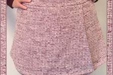Makerist - Jupe short Rio en tweed - 1