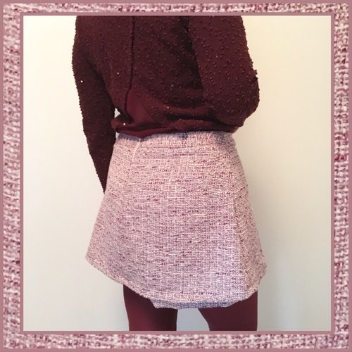 Makerist - Jupe short Rio en tweed - Créations de couture - 2