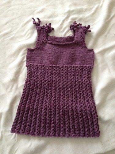 Makerist - Sommerkleid Größe 92 - Strickprojekte - 1