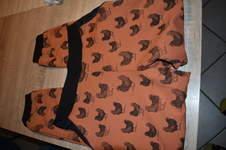 Makerist - Bas de pyjama en jersey molletoné pour le cadeau de Noël de ma maman - 1