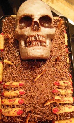 Makerist - Halloween - Torten, Cake Pops und Cupcakes - 1