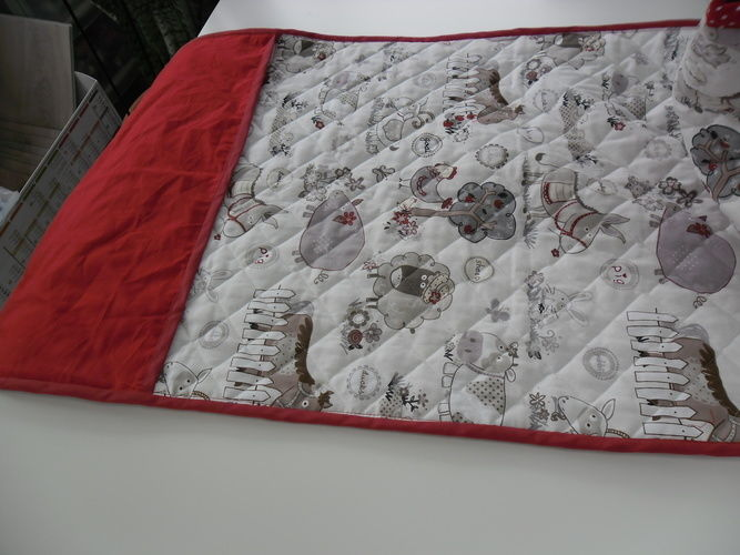 Makerist - sac à langer - Créations de couture - 2