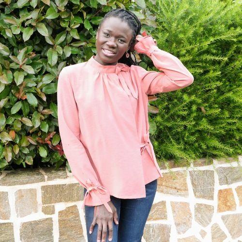 Makerist - Blouse Donna de CamiMade, cousue par @3petitslutins - Créations de couture - 2