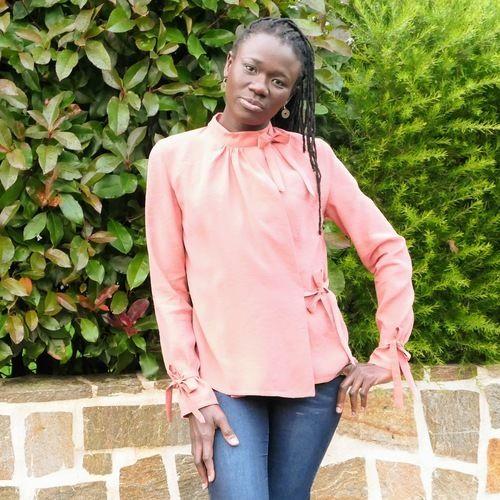 Makerist - Blouse Donna de CamiMade, cousue par @3petitslutins - Créations de couture - 3