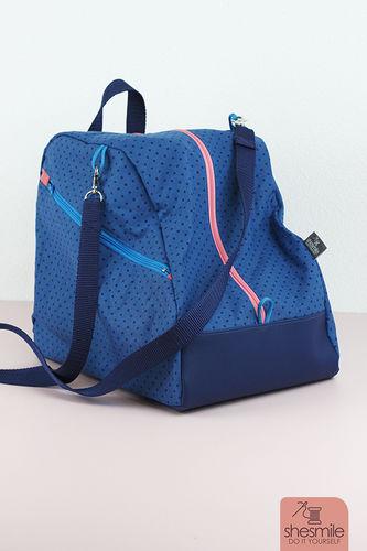 Makerist - Eine Schlittschuhtasche SusiSkates für mich! - Nähprojekte - 1