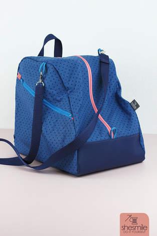 Eine Schlittschuhtasche SusiSkates für mich!