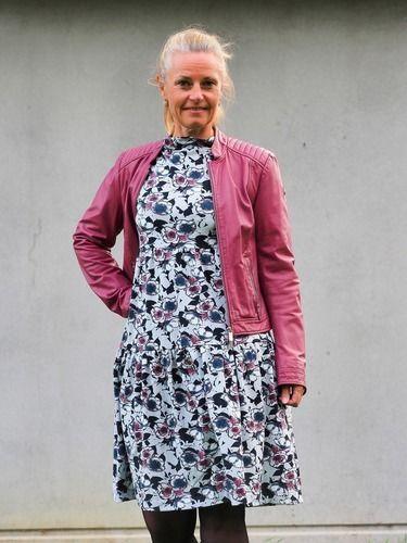 Makerist - Stufenkleid-Liebe... - Nähprojekte - 1