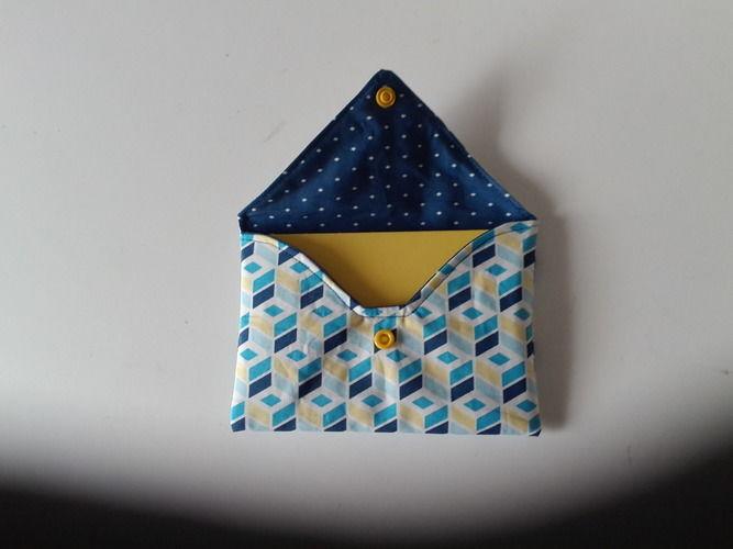 Makerist - Briefumschlag - Nähprojekte - 1