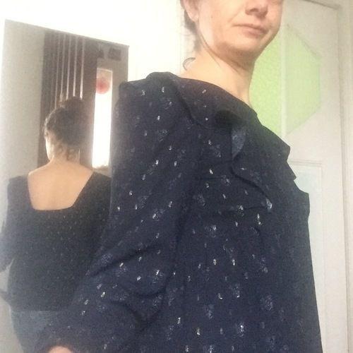 Makerist - Ma blouse Fanny  - Créations de couture - 1
