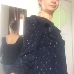 Ma blouse Fanny