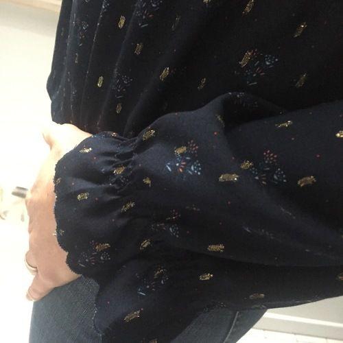 Makerist - Ma blouse Fanny  - Créations de couture - 3