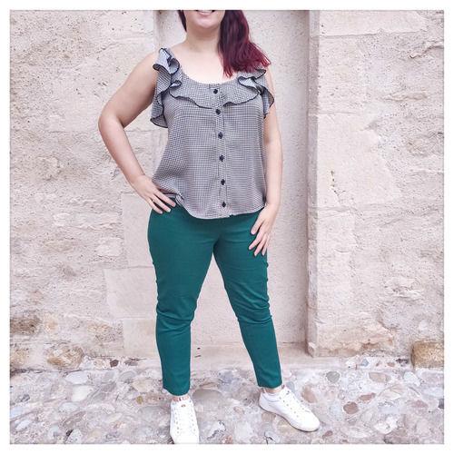 Makerist - Pantalon Écorce - Créations de couture - 1