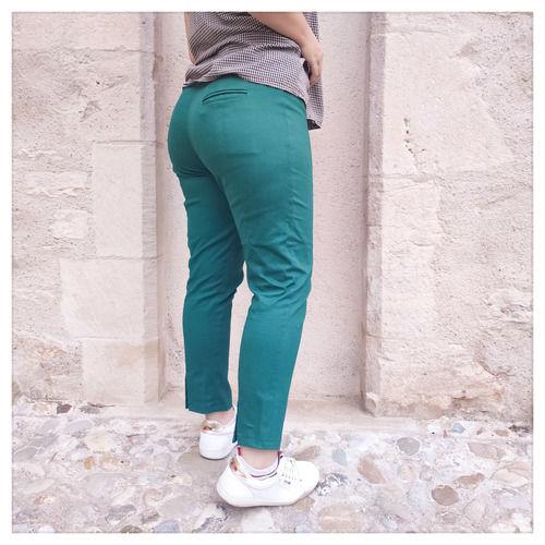Makerist - Pantalon Écorce - Créations de couture - 2