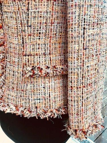 Makerist - Meine Bouclejacke im Chanelstil - Nähprojekte - 3