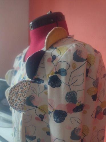 Makerist - Sweat Ysée de L'Usine à Bulles - Créations de couture - 2