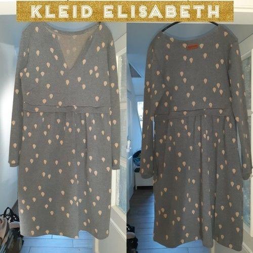 Makerist - Kleid Elisabeth  - Nähprojekte - 1
