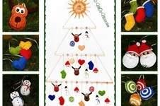 """Makerist - DIY-Adventskalender """"Tannenbaum"""" - 1"""