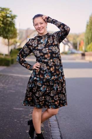 Makerist - Clara aus Viskosejersey - 1