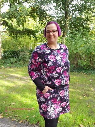 Erna von Manjipuh - Größe 48 - ich LIEBE es - ob Kleid oder als Shirt, toller Allrounder, Lieblingsbasic