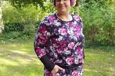 Makerist - Erna von Manjipuh - Größe 48 - ich LIEBE es - ob Kleid oder als Shirt, toller Allrounder, Lieblingsbasic - 1